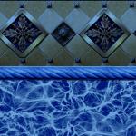 Bronze Palace Blue Diffusion
