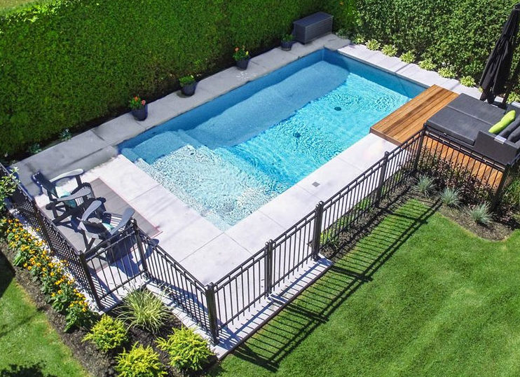 Fermeture piscine creus e for Piscine diffusion